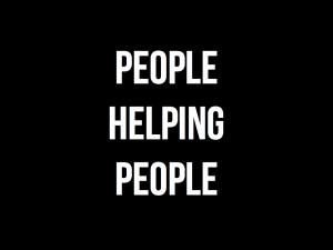 people helping people.001