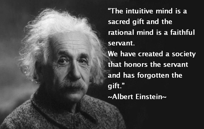 albert-einstein-intuition